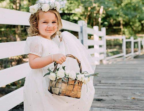 american wedding traditions flower girl tradition