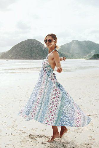 beach wedding guest dress for wedding
