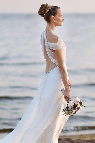 beach wedding wedding dress for the beach themed