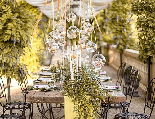 cheap wedding dinner flowers decor