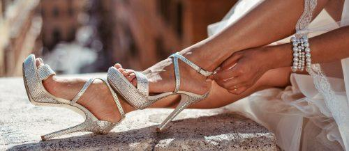 gorgeous bridal shoes featured
