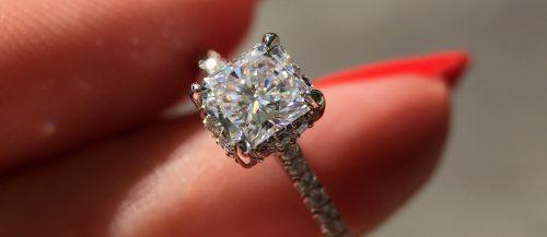 18 Unique And Beautiful Mark Broumand Engagement Rings
