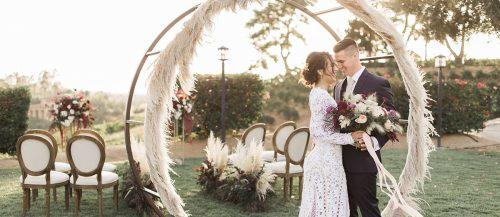 30 Spectacular Pampas Grass Wedding Decor