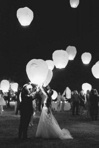 sky lanterns black white photo sky lanterns aprylann