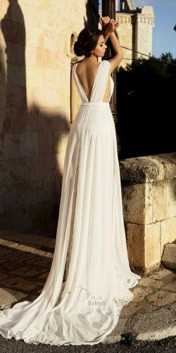 tina valerdi wedding dresses a line greece v beck with straps sleeveless paula