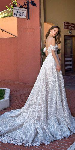 tina valerdi wedding dresses a line romantic lace off the shoulder melanie