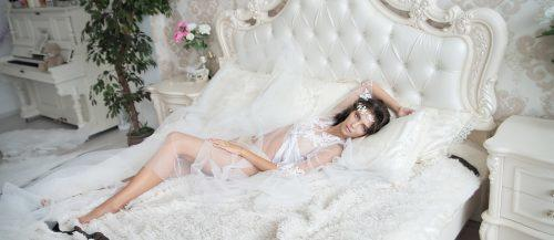 wedding night gown featured image
