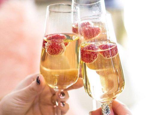 wedding registry ideas champagne flutes