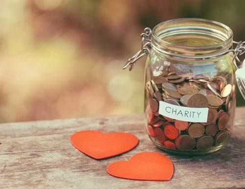 wedding registry ideas charity