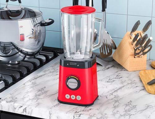 wedding registry ideas electric blender on the table