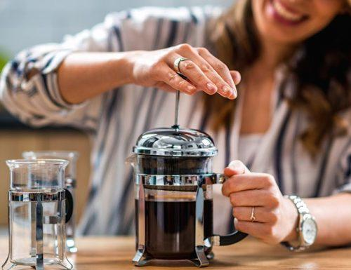 wedding registry ideas french press tea woman