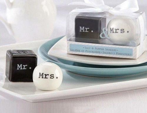 wedding registry ideas salt pepper shakers