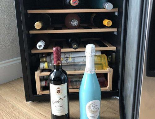 wedding registry ideas wine chiller
