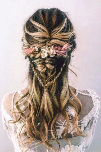 42 Boho Wedding Hairstyles To Fall In Love With Page 7