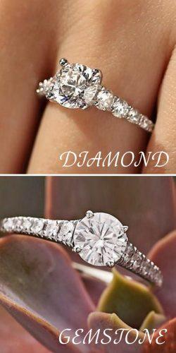 cheap engagement rings moissanite