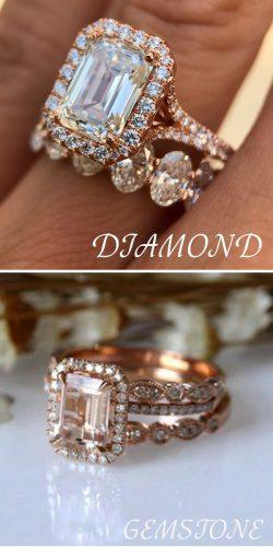 cheap engagement rings morganite