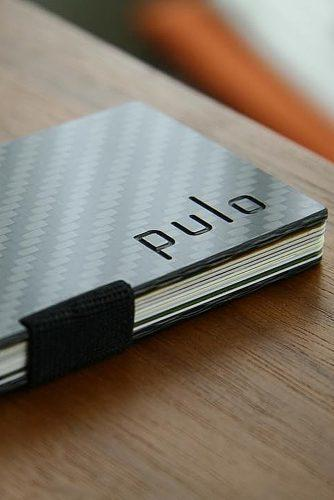 engagement gifts rfid wallet
