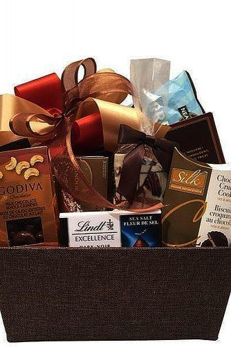 engagement gifts sweet gift basket