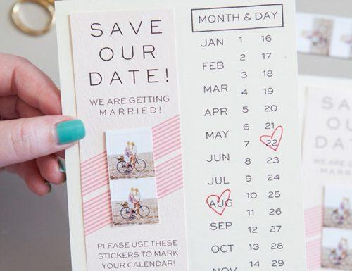 how to address save the dates destination original calender kayla coleman