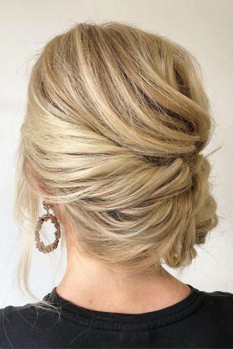 pinterest wedding hairstyles elegant side updo on blonde hair krystlewaiviohair