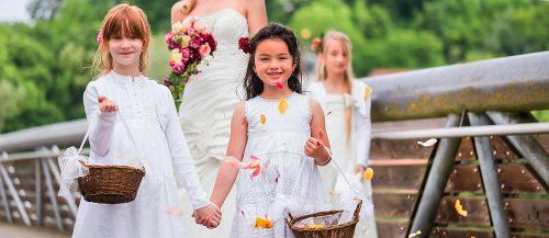 wedding roles bride flower girls featured