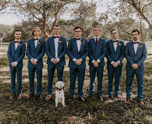 wedding roles groom groomsmen