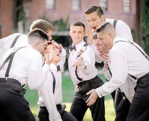 wedding roles groomsmen best man