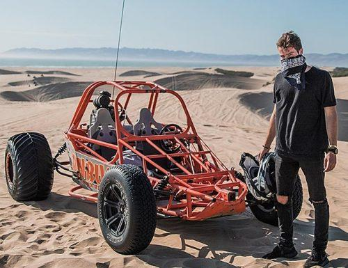bachelor party ideas buggy ride active