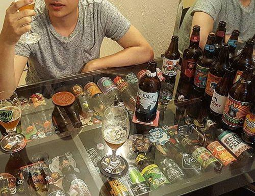 bachelor party ideas craft beer collection