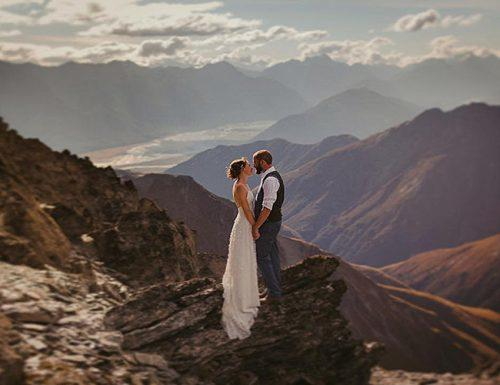 best places to elope new zealand amazing mountains