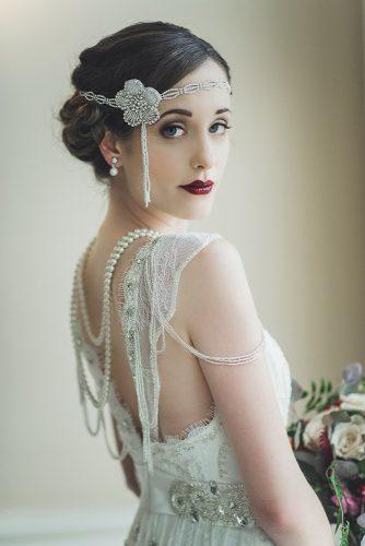 30 Retro And Vintage Wedding Makeup Ideas | Wedding Forward