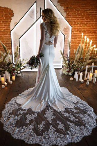 wedding loft décor ceremony decoration with candles shuvaevmedia via instagram