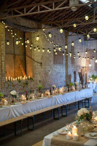 wedding loft décor reception with candles and lighting garlands jbm photo