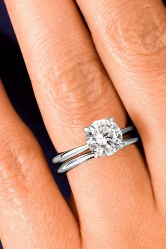tacori engagement rings white gold engagement rings diamond engagement rings round cut engagement rings tacoriofficial