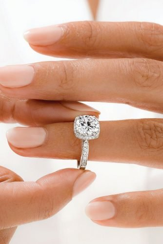 tacori engagement rings white gold engagement rings diamond engagement rings halo engagement rings pave band tacoriofficial.jpg