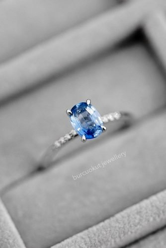 sapphire engagement rings white gold engagement rings simple engagement rings solitaire sapphire rings
