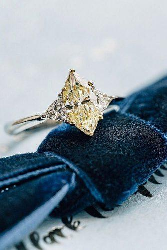 todays top engagement trends yellow diamond marquise cut modern white gold