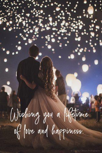 traditional wedding wishes sayings for card
