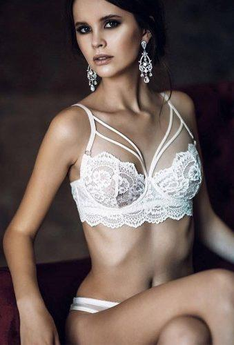 bridal undergarments lace white top theblondeintimates