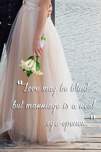 marriage quotes funny quotes bride and groom photo