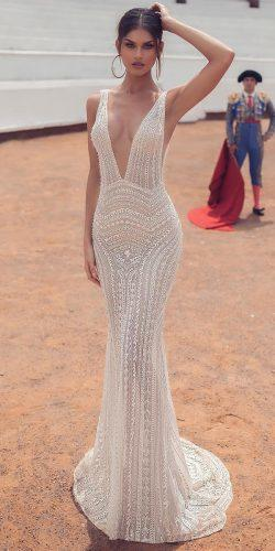 sexy wedding dresses ideas mermaid beach sequins 2019 julie vino bridal
