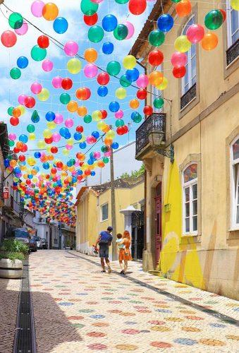 unique honeymoon destinations color balls cristina mpereira