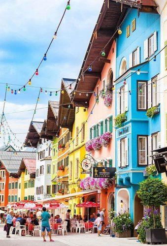 unique honeymoon destinations colorfull street visitaustria