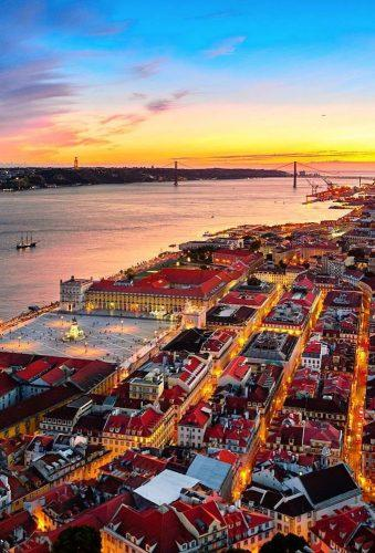 unique honeymoon destinations evening city unlimitedportugal
