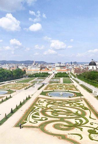 unique honeymoon destinations park in austria vienna go