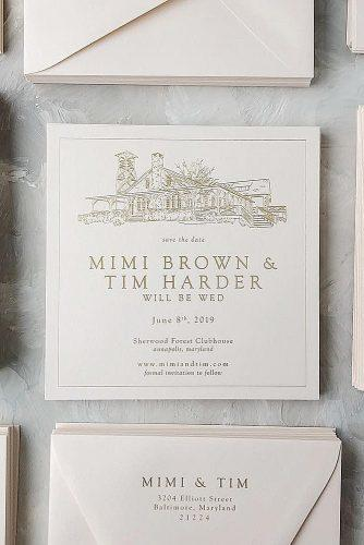 wedding invitation wording decor