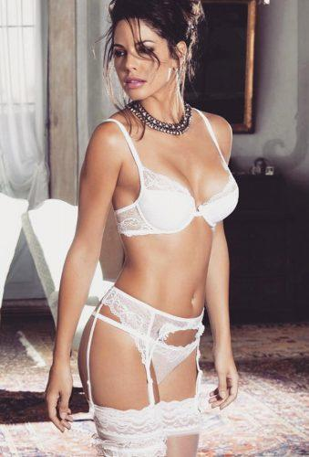 bridal undergarments sexy set with stokings lingeriepop