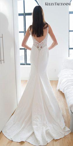 kelly faetanini wedding dresses white mermaid u shape back Joy Strotz 090 roxy