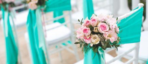 tiffany blue wedding decorations featured