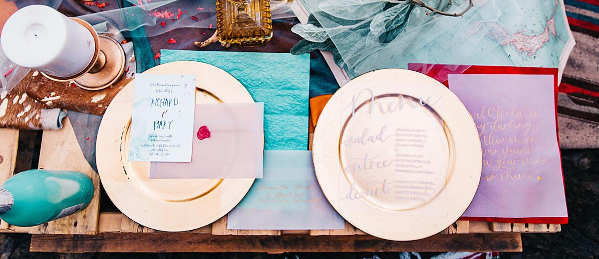 wedding table settings stylish chic wedding decor featured
